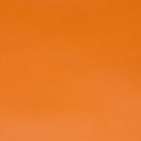 structured: Orange textura de cuero blanco backgroud.