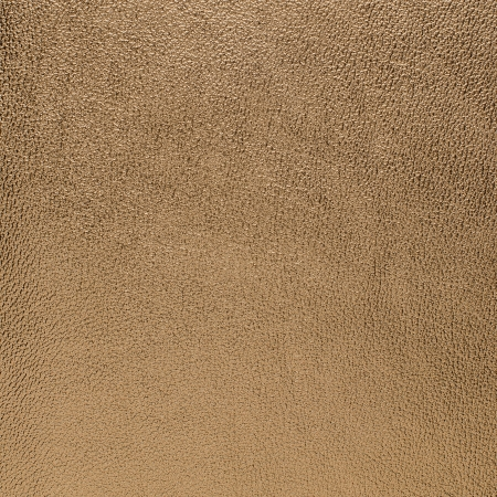 Closeup of golden color leather texture background. Stock Photo