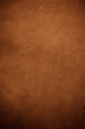cuero vaca: Brown cuero de textura de fondo detallada.