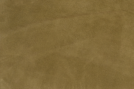 Closeup detail of green leather texture background.