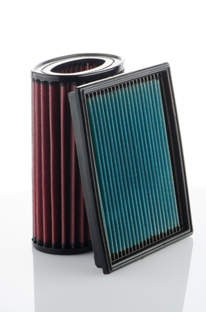 high torque: Air filters on white background  Vehicle Modification Accessories