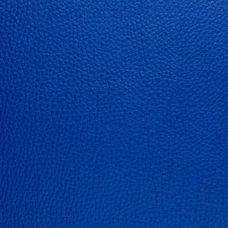 Blaues Leder Textur Nahaufnahme detaillierte Hintergrundinformationen.