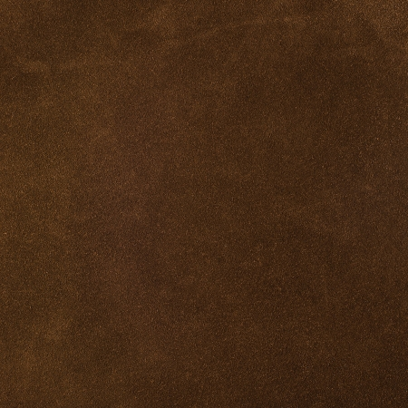 leathery: Brown suede closeup background. Stock Photo