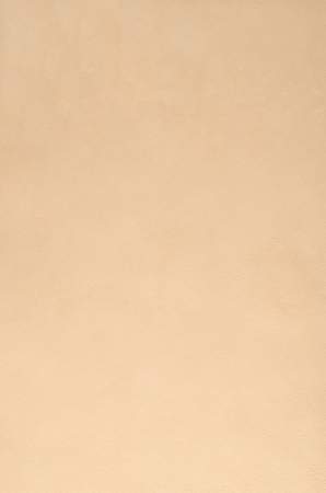 Closeup of beije leather texture background. photo