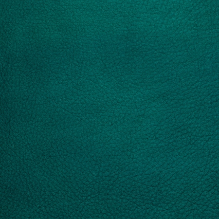 cracklier: Closeup detail of green leather texture background.