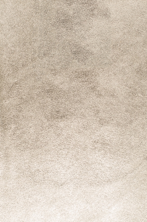 Closeup on cracked white leather texture background. Stock Photo