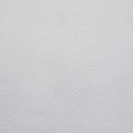 leathery: Closeup on cracked white leather texture background. Stock Photo