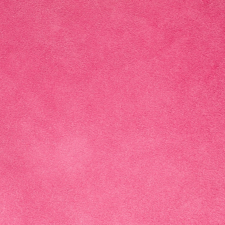 Closeup detail of pink suede texture background. Stock Photo