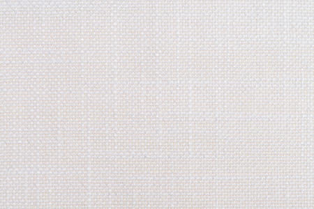 fibra: Closeup detail of beige fabric texture background. Stock Photo