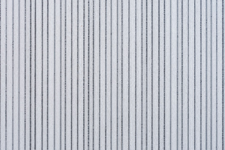 banding: Closeup detail of white and black stripe pattern background