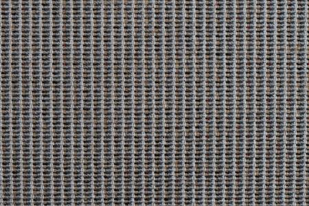 Closeup detail of blue carpet texture background. photo