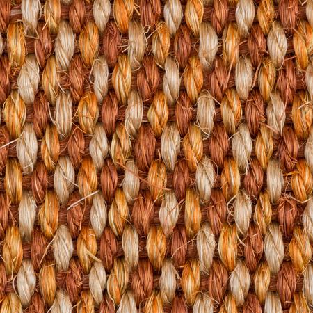 carpet texture: Closeup detail of brown carpet texture background.
