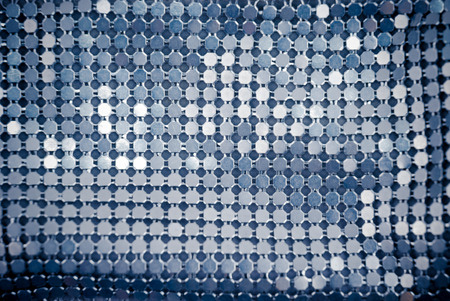 spangles: Abstract blinking background.Fabric texture with spangles. Stock Photo