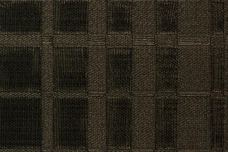 groen behang: Groen behang met reliëf textuur voor achtergrond.