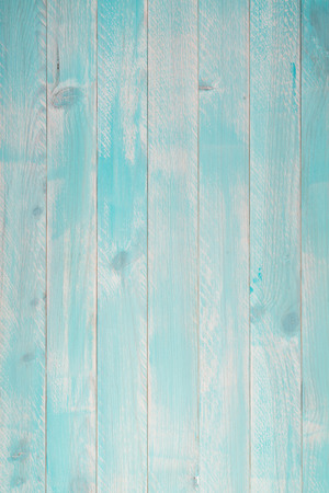 Blue plank wood texture background.