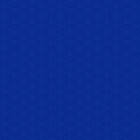 tawny: Geometric abstract pattern. Background design in blue tones.
