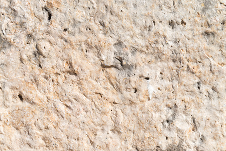 Closeup texture of limestone texture background.