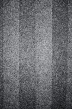 Folded gray felt background. Stock Photo