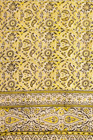oriental rug: Closeup detail of Persian carpets, Iranian carpets and rug.
