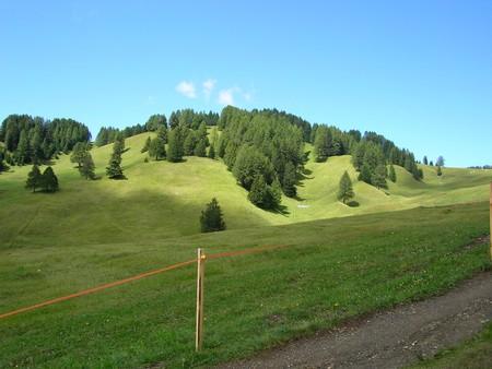 Landscape of Val Gardena, Italy Stock Photo - 7610965