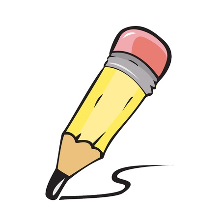 caricature: Pencil Illustration