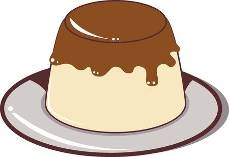 gelatin: Flan