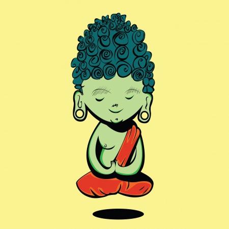 Yogi Illustration