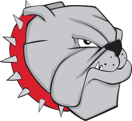 Bulldog Stock Vector - 22095269