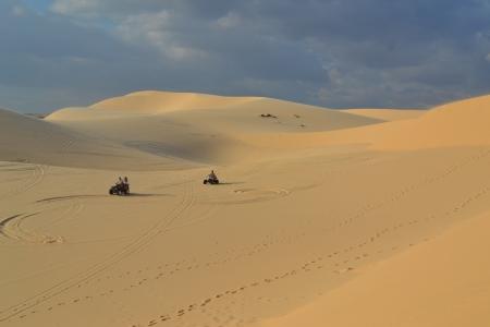 Muine Sand Dune, Vietnam  photo