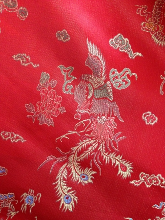 Swan pattern photo