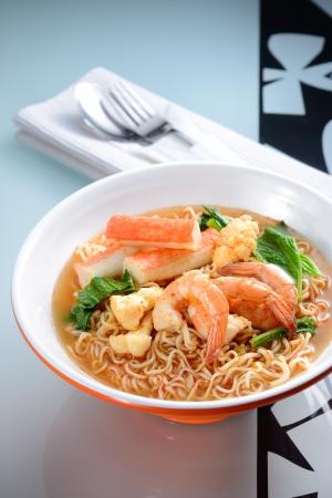 instant noodle: Seafood Instant Noodle