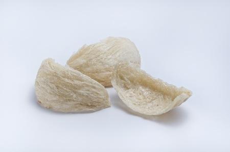 nido de pajaros: Birdnest comestibles con la instalaci�n limpia Foto de archivo