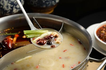 Chinese Hot pot soup
