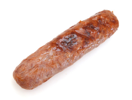 Grilled barbecue sausage