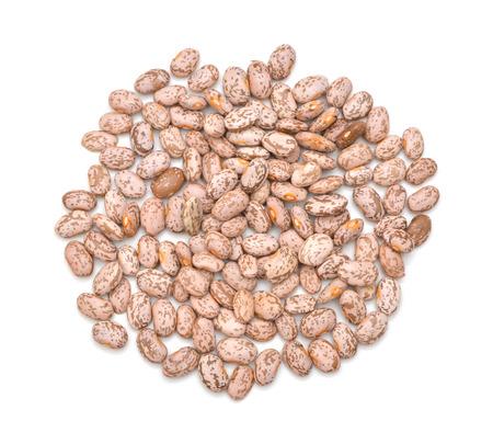 Cranberry Beans. Also called Borlotti Bean or Shell Bean.