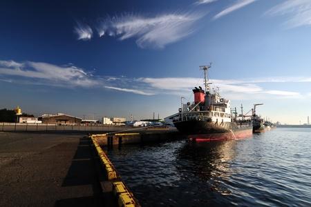 marine: ship