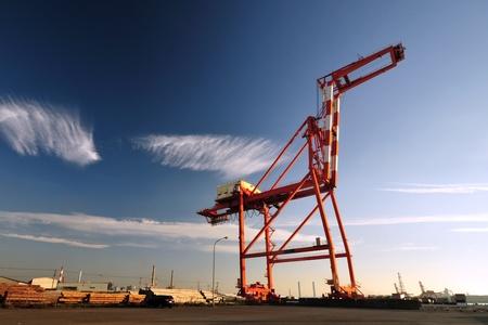 crane Stock Photo - 11209220