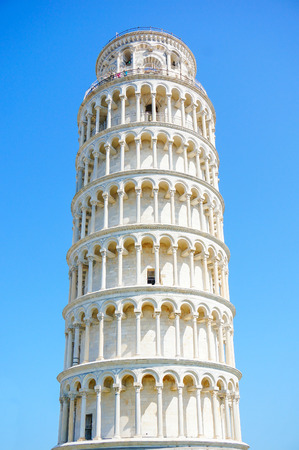 miracle square: The Leaning Tower of Pisa at the Miracle Square  Rome, Italy