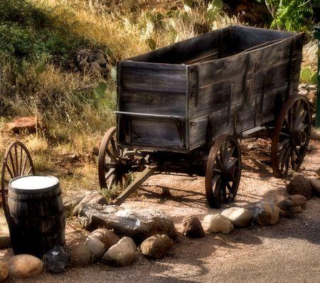 carreta madera: vagones de madera vieja