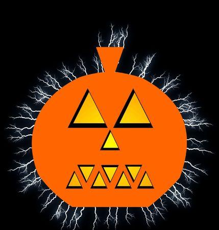 electric pumpkin