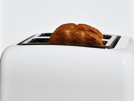 toasted bread Imagens