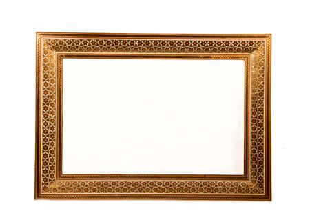 persian mosiac photo frame