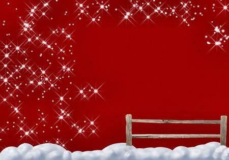 winter holiday season background