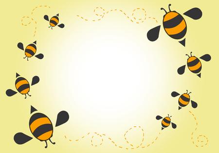 hive: bee hive background Stock Photo