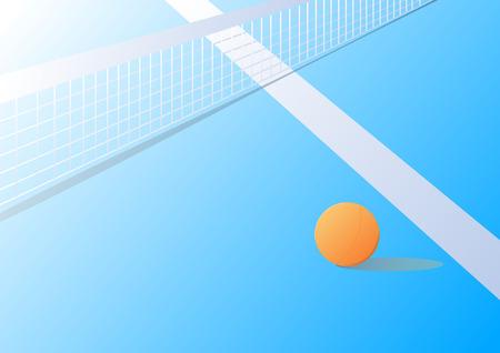 table tennis vector wallpaper