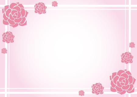 lovely flower pastel background