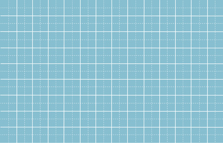 Dashed line grid paper with white pattern