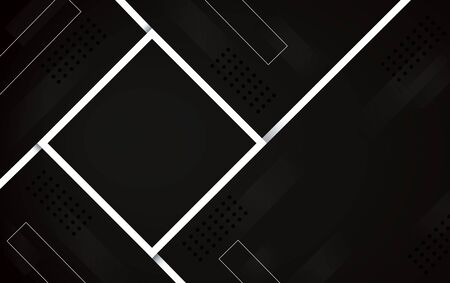 abstract balck lines background vector illustration EPS10 Ilustrace
