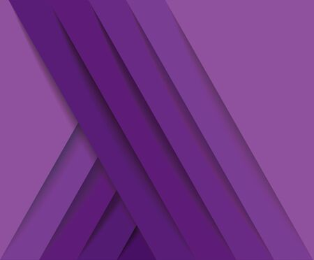 abstract modern purple lines background vector illustration