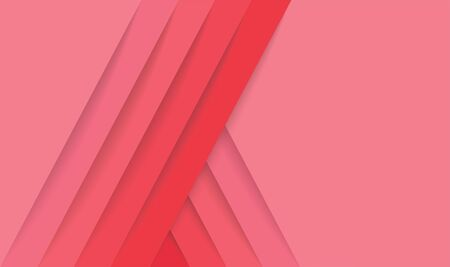 abstract modern pink lines background vector illustration